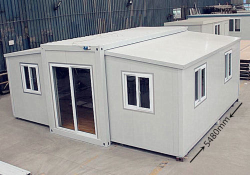 Container House Easy Install