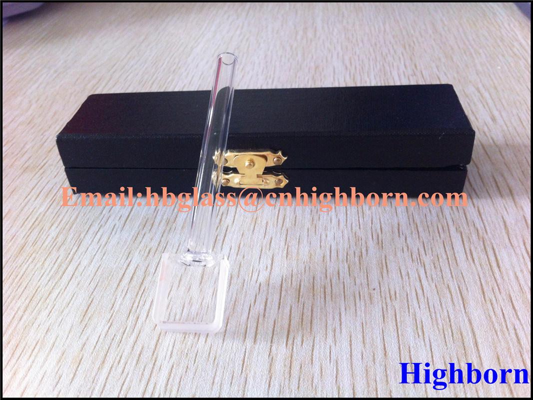 Manufacurer Customize Silica Quartz Glass Cuvette