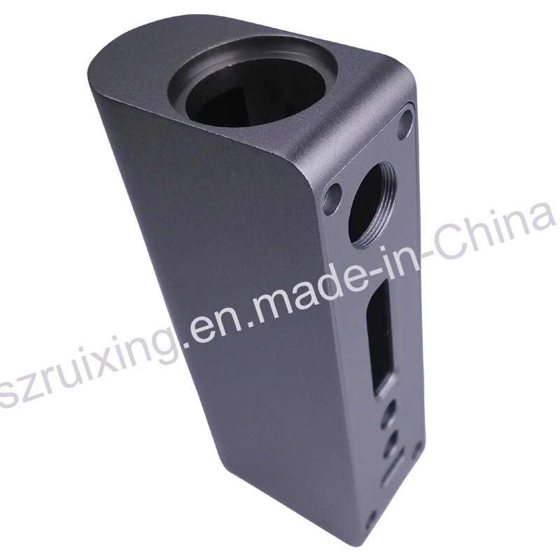 Aluminum CNC Machining for E-Cig Kit Accessories