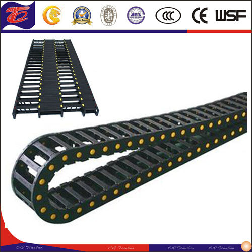 CNC Machine High Speed Plastic Cable Carrier
