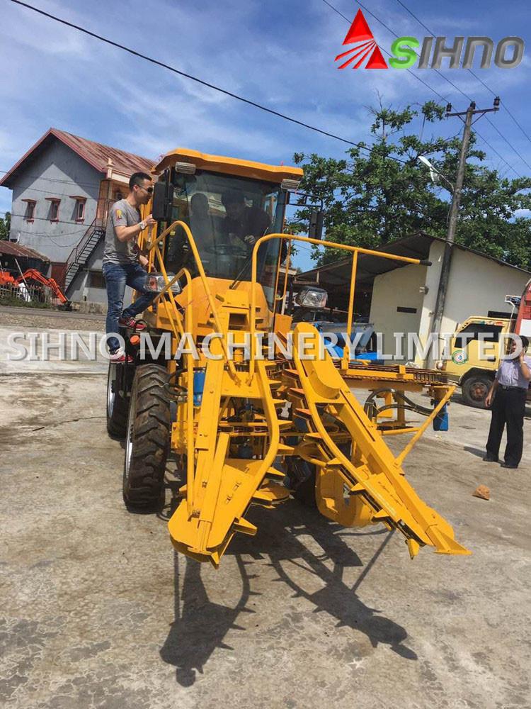 Sugarcane Harvesting Machine 4zl-15