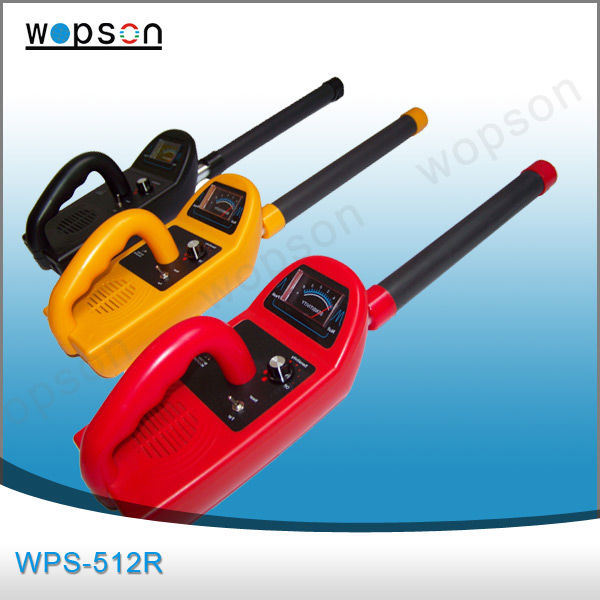 512Hz Transmitter Pipe Sewer Locator Detection System with 512Hz Receiver