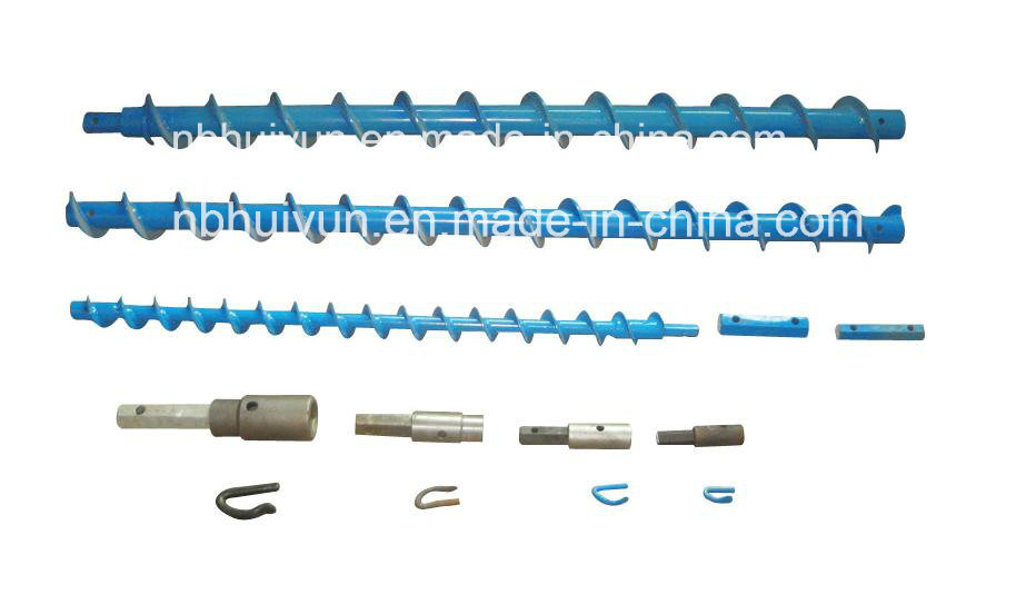 Od89, Od152 Auger Rod