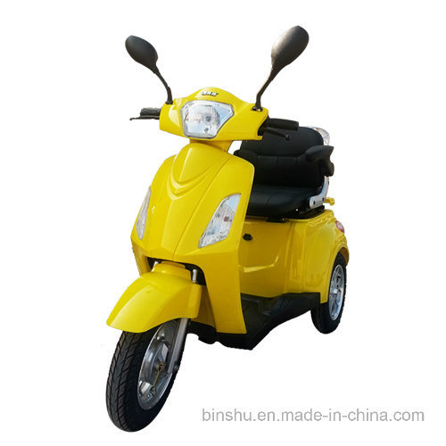 Hot Sale 3 Wheel Electric Travel Mobility Scooter with Comfortable Seat