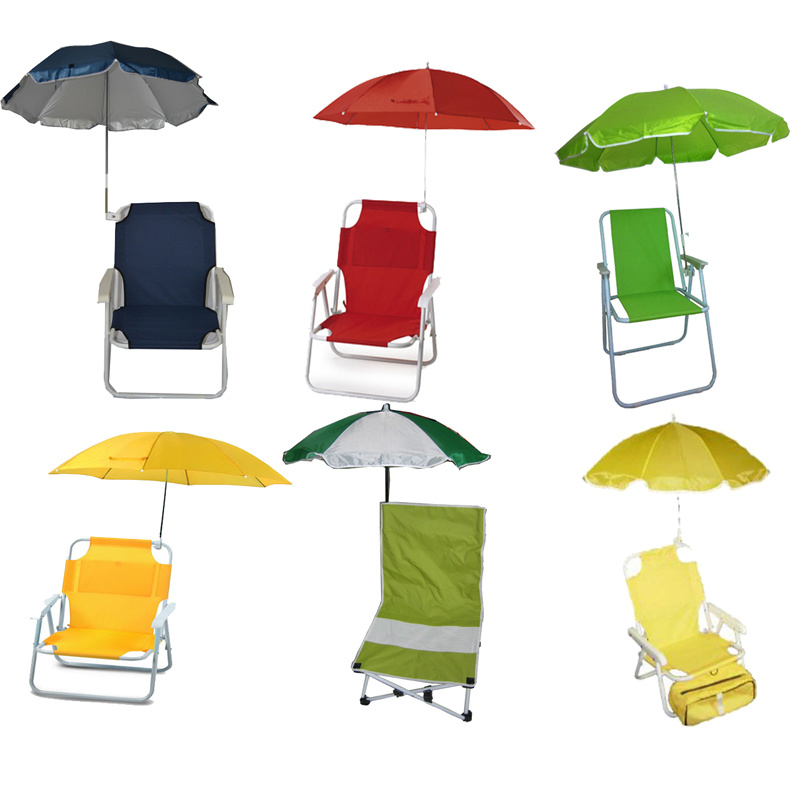 Best Selling Beach Chair with Sunshade (SP-141)