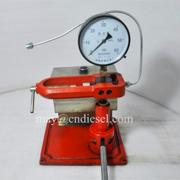 Diesel Fuel Injector Tester Nozzle Tester Pj-60
