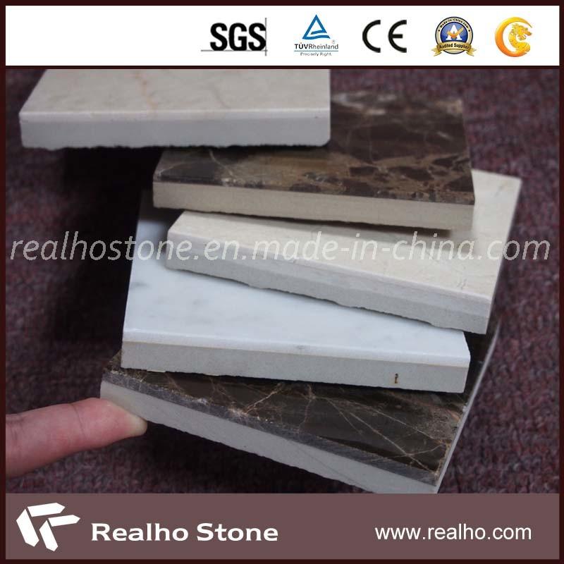 Polished Marble Composite Floor Tile