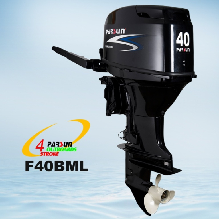 CE, EPA Approved 4-Stroke 40HP Outboard Motor