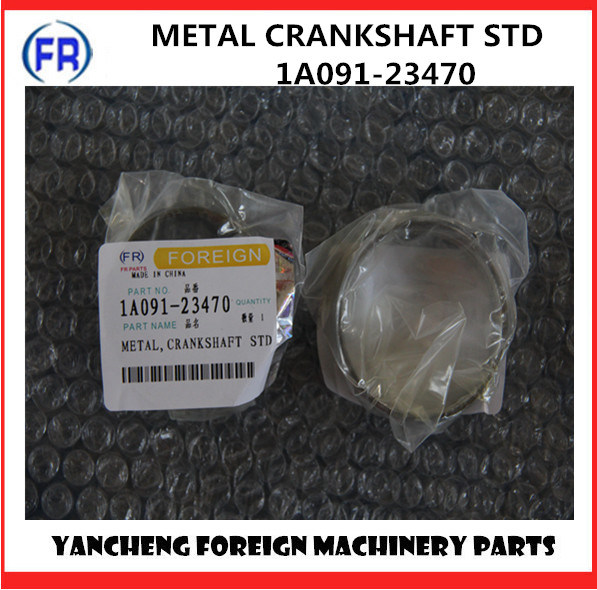 Metal Crankshaft Std