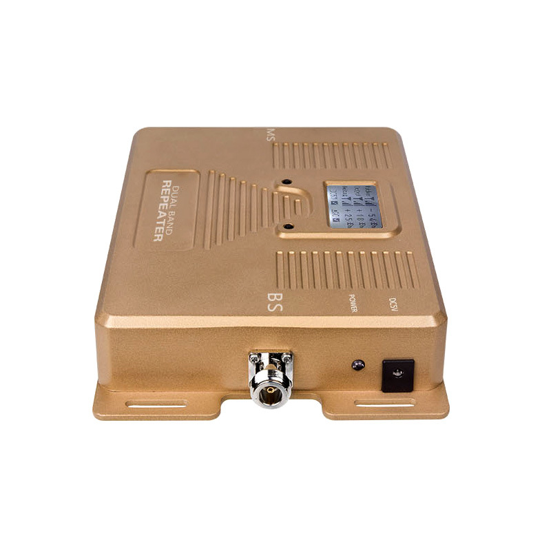 Dual Band 850MHz+1800MHz Signal Booster 2g+4G Mobile Signal Repeater