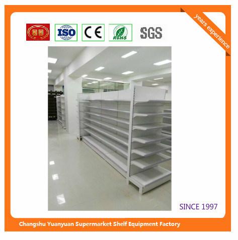 Metal Supermarket Shelf Store Fixture 08105