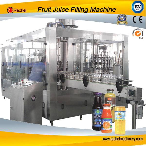 Pulp Juice Filling Machine