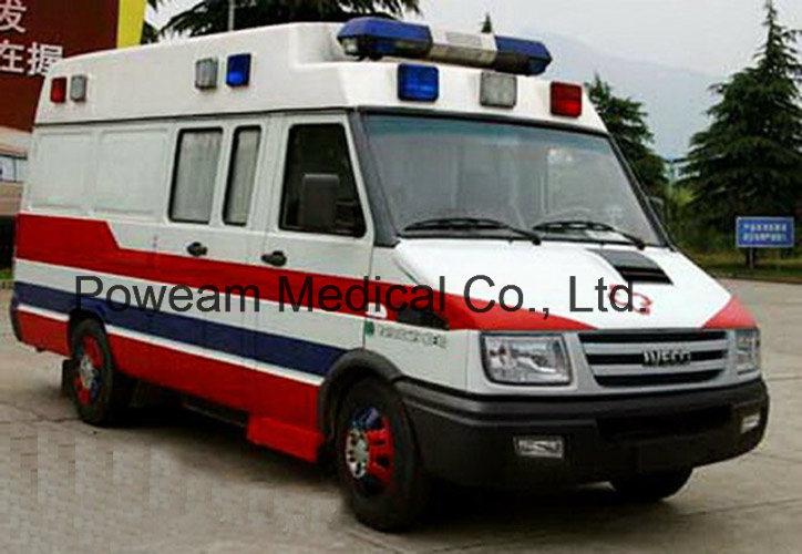 First Aid Iveco Medical Hospital Emergency Ambulance (1-AHJX4055JN)