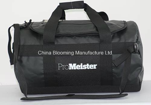 Waterproof Tarpaulin PVC Duffel Fitness Gym Sports Bag Weekend Travel Bag
