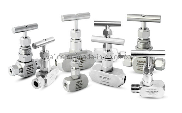 Staintell Steel 10000psi High Pressure Service Needle Valves