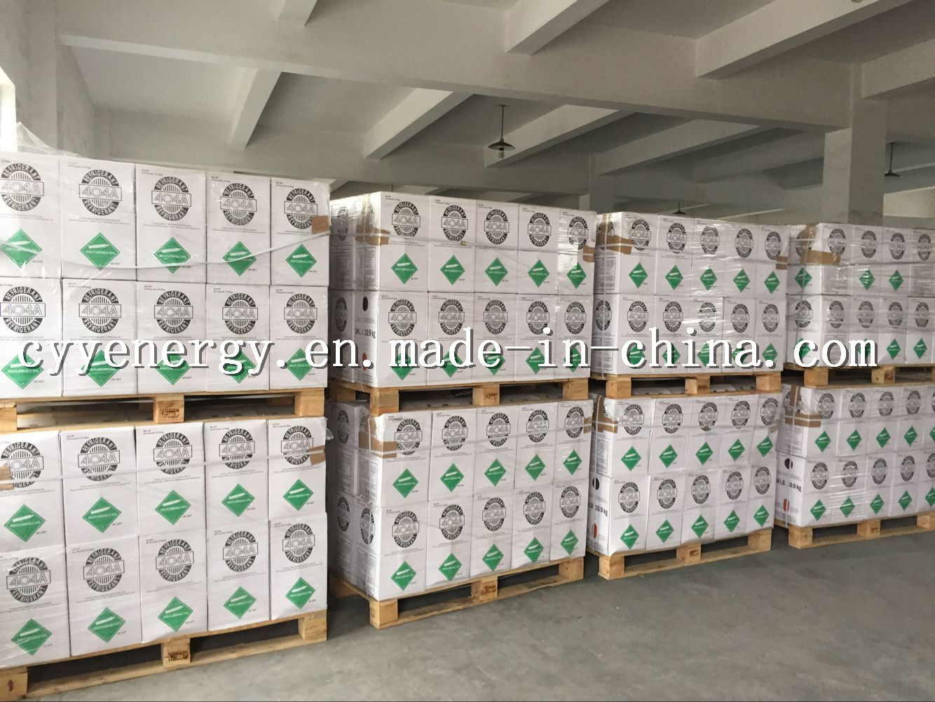 Refrigerant Gas R410A (R134A, R404A, R410A, R422D, R507)