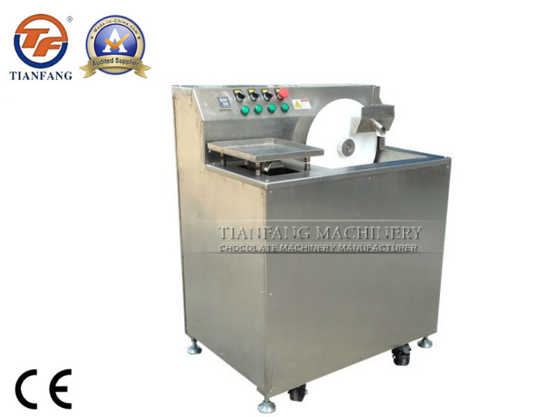 Manual Chocolate Moulding Machine with CE