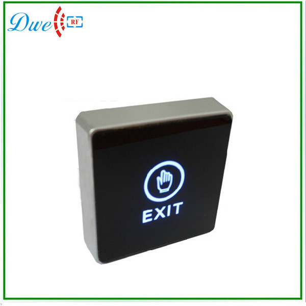 Infrared Touch Type No Nc COM Push Button Switch