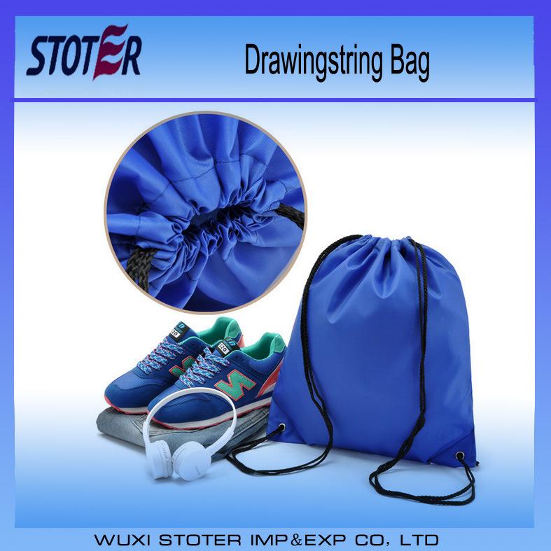 Cheap Custom Custom Nylon Drawstring Bag
