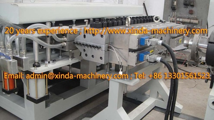 PVC Foam Board Sheet Plate Production Line Board