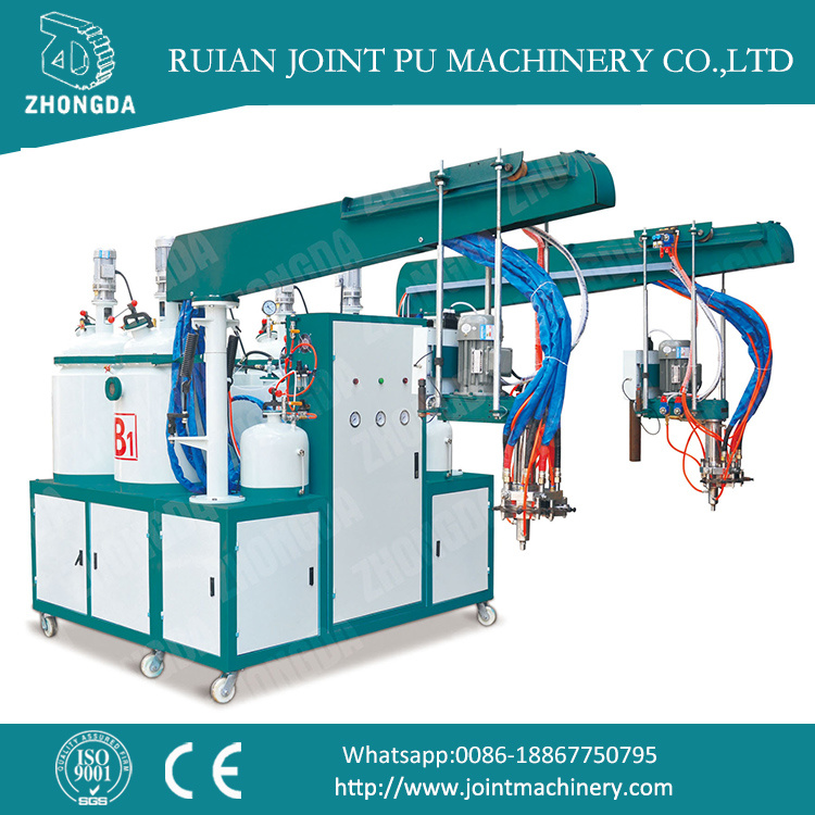 PU Injection Machine (double head)