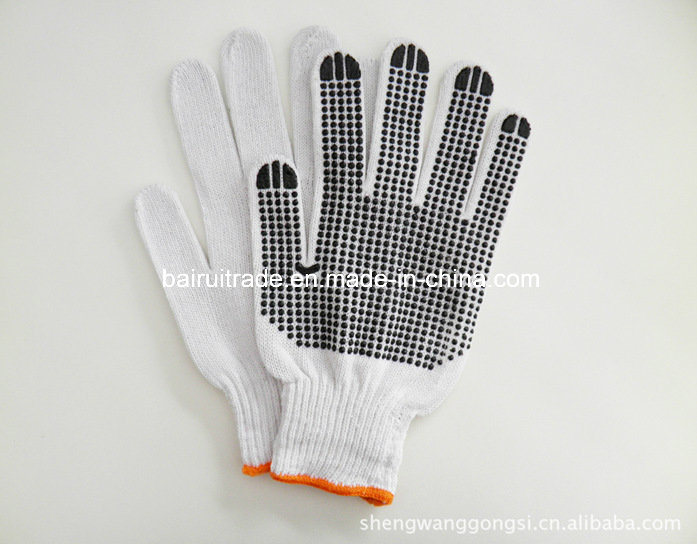 700 G Rubber Dotted Glove with Slip Resistant