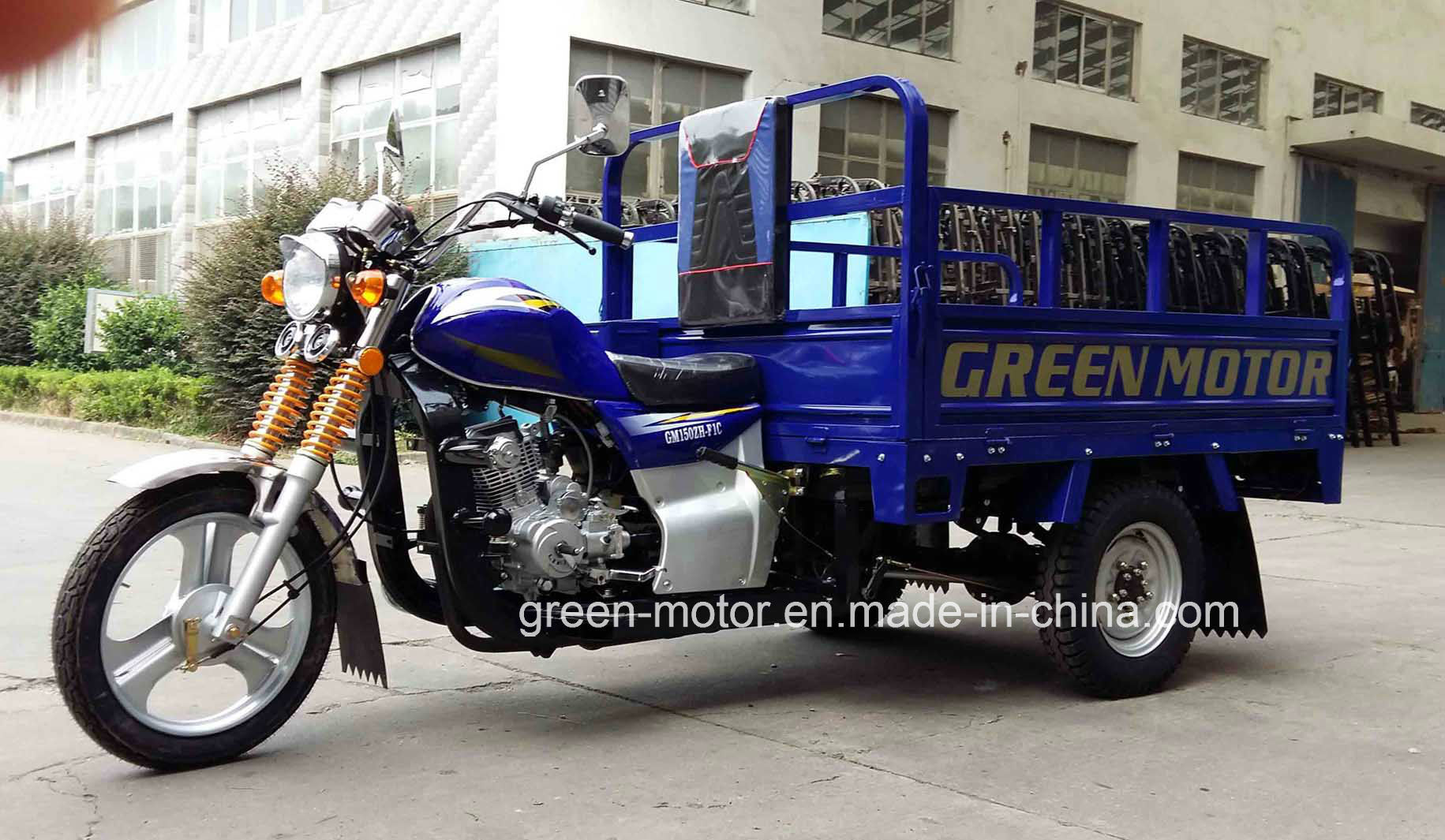 200cc/150cc/250cc Three Wheel Motorcycle (GM200zh-F1C)