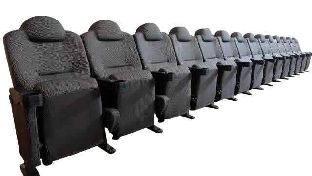 Multiplex Theater Cinema Seating