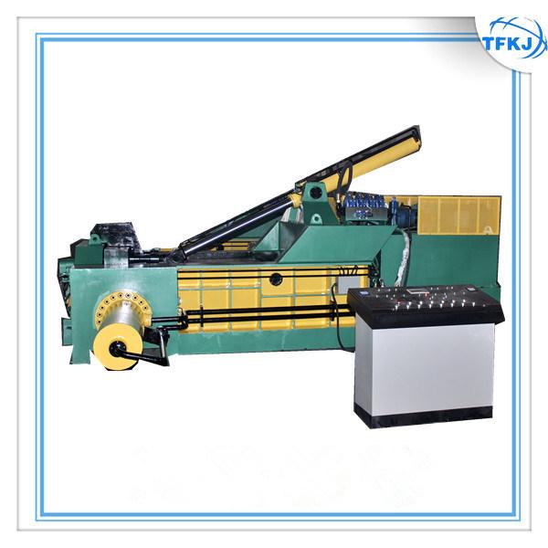 Packing Metal Automatic Aluminum Baling Machine