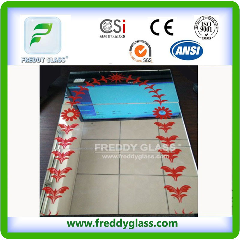 Rectangle Shape Dressing Mirror with Super Optical Quality