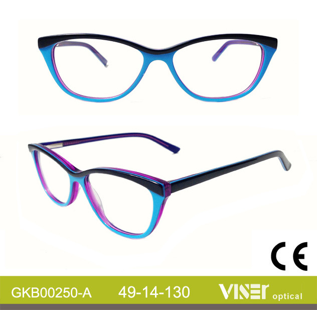 Fashion Kids Eye Glasses Optical Frames (250-A)