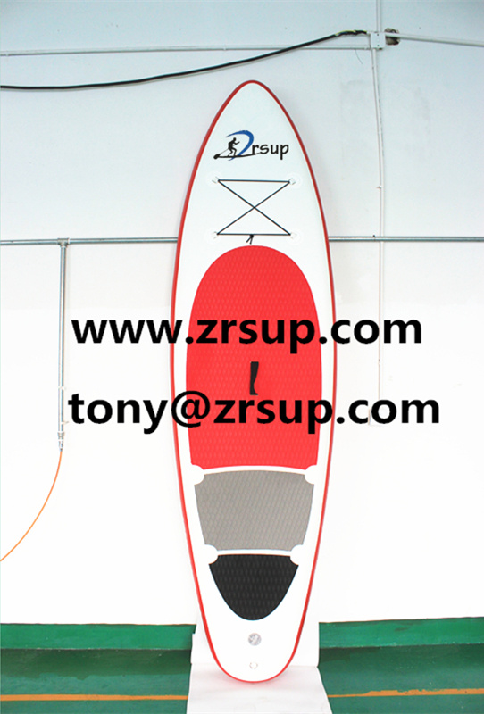 Tourism Portable Good Quality Design Fashion Cheap Hot Sales Waterproof Inflatable Sup Board Paddleboard