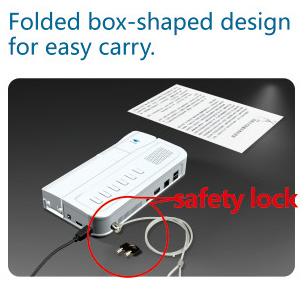 School Equipment Digital Classroom Document Visualizer (VE800AF)