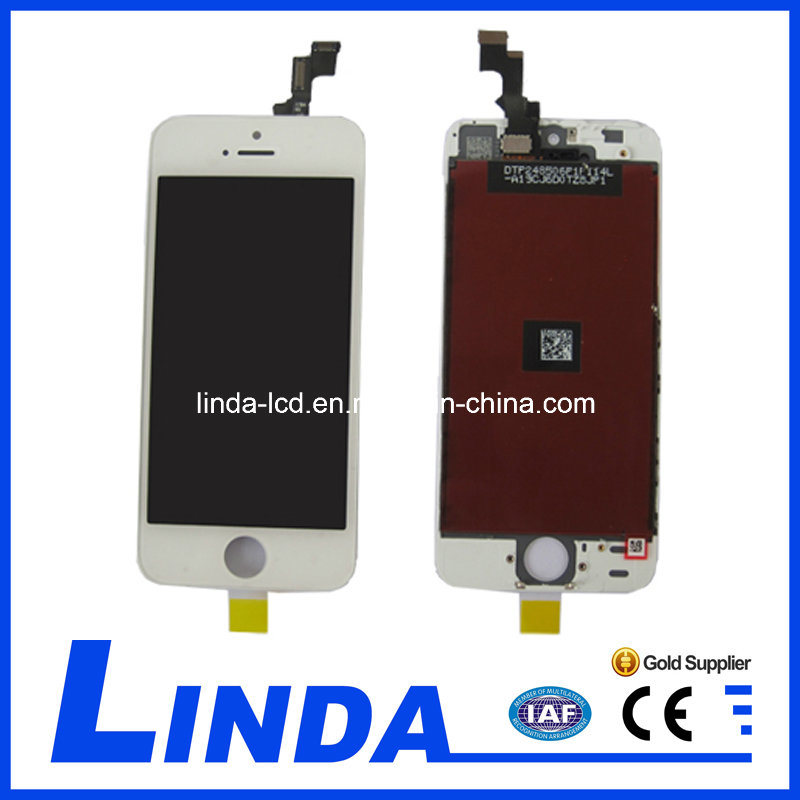 Mobile Phone LCD for iPhone 5s Replacement