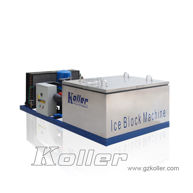 1 Ton New Deisgn Block Ice Machine (MB10)