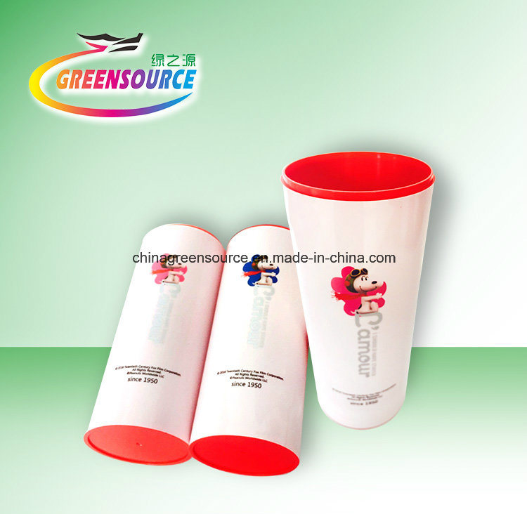 Greensource, Low Price in-Mould Labeling