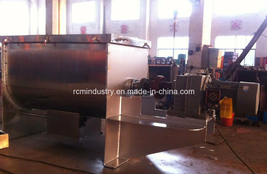 High Effecienct Ribbon Mixer (RRBM) for Powder Mixing