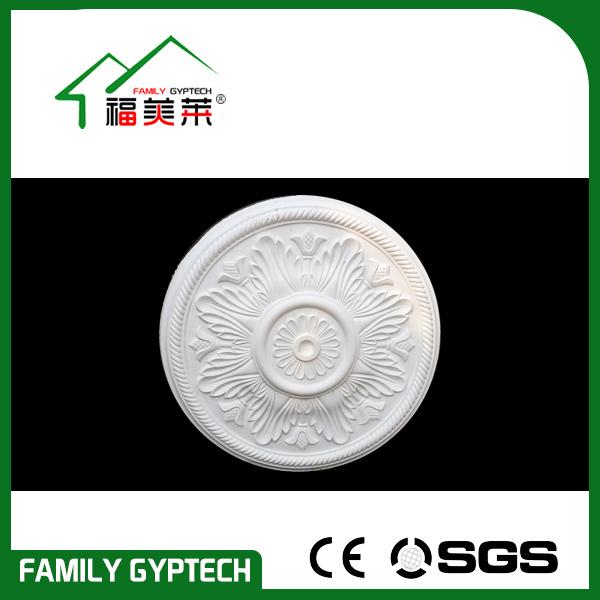 Gypsum Medallion for Interior Decoration