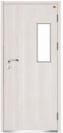 Simple Design Steel Securtity Top Quality Fireproof Door