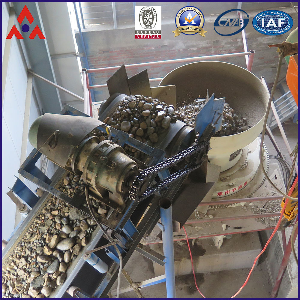 Stone Production Line, Mobile  Crushing  and  Screening