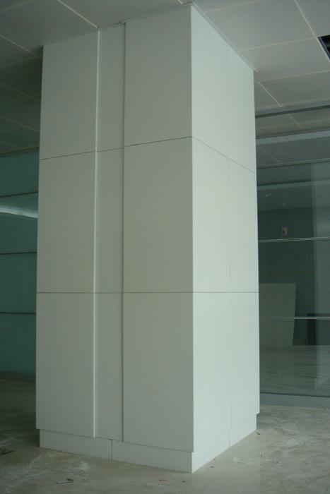 Aluminum Column Cladding : China column cladding aluminum wall photos pictures
