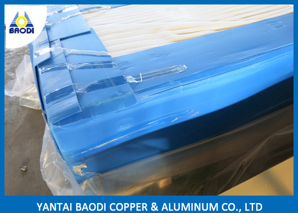 Hot Sale Mill Finish Aluminium Sheet Metal 3003 3105 3005 with PVC Coating One Side From China Manufacture