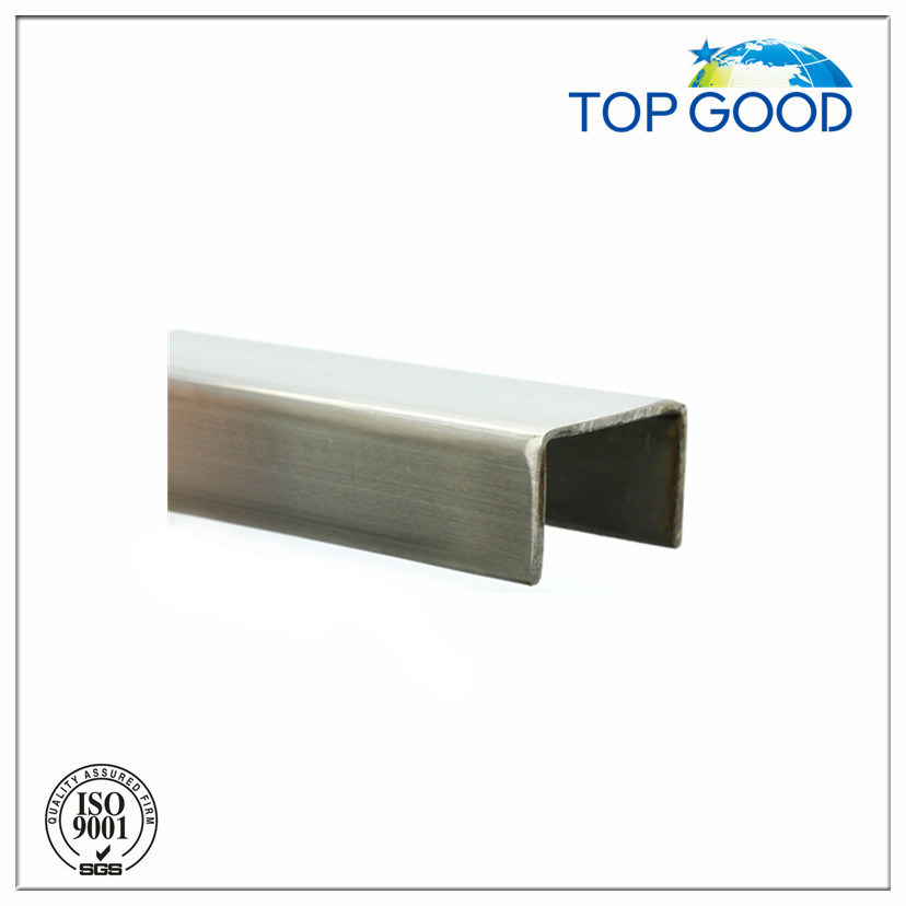 Top Good Stainless Steel U-Profile (51400)