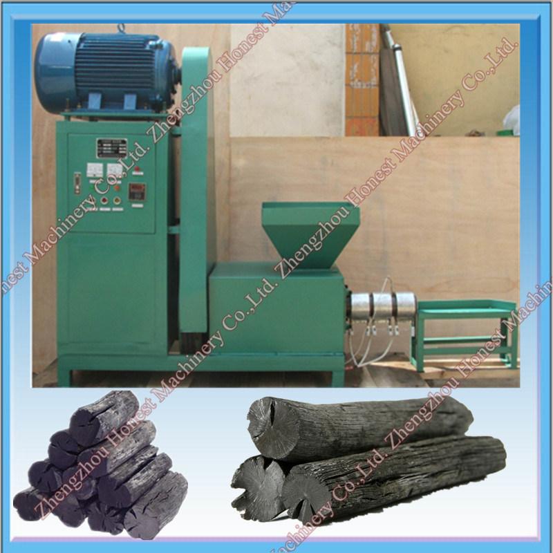 China Supplier Wood Charcoal Making Machine