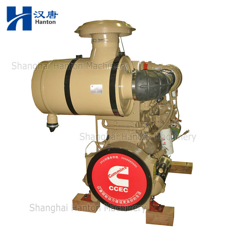 Cummins NTA855-C diesel motor engine for construction machinery truck crane loader