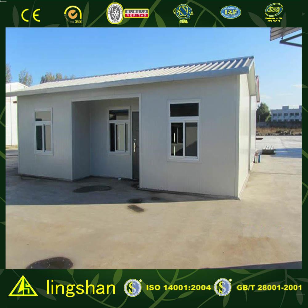 Casa prefabricada modular de una sola planta ls mc 004 - Casas de una sola planta ...