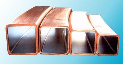 Copper Mould Tubes, Copper Mould Tube for Steel Billet