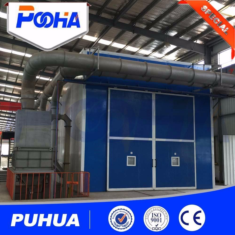 Q26 High Effective Sand Blasting Booth