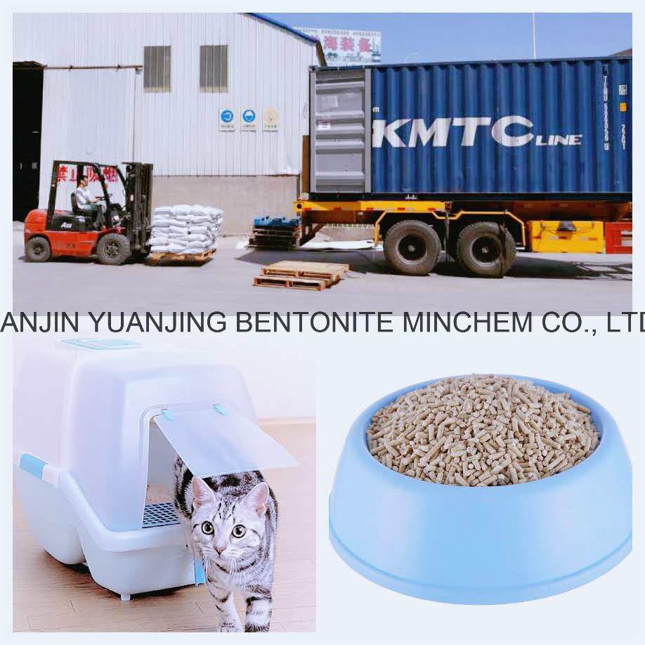 Professional Manufacturer of Cat Litter/Desiccant