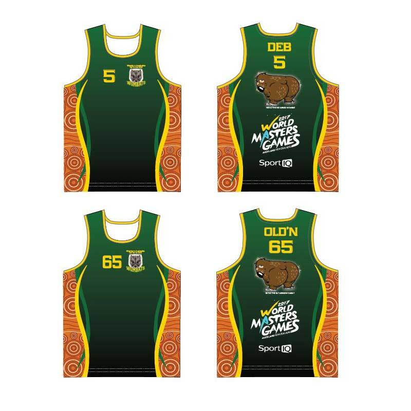 New Design Sports Singlets Running Shirt with Dry Fit